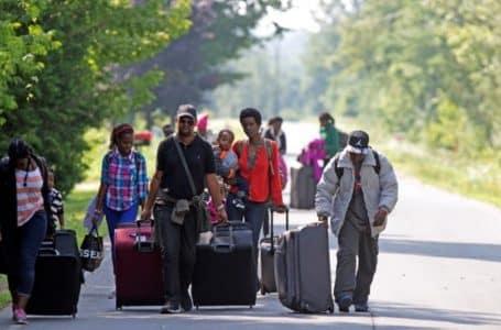 ميزات اللجوء في كندا