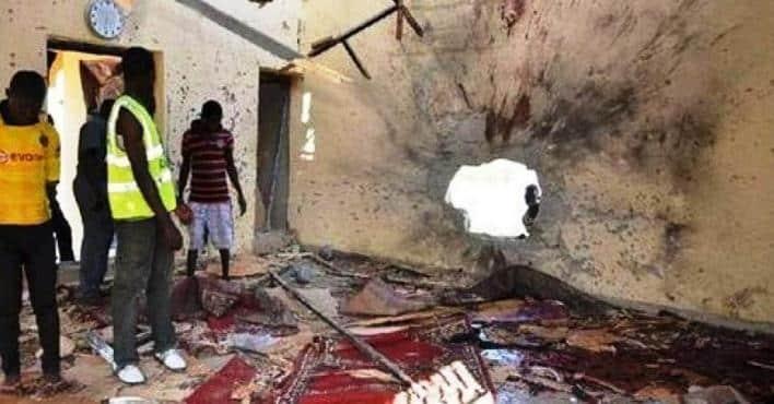 اعتداء ضخم على أحد مساجد بوركينافاسو