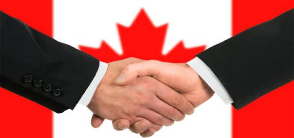 عمل تجاري في كندا