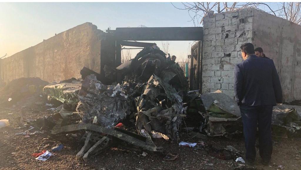 مقتل 63 كندياً في حادثة تحطم الطائرة الأوكرانية فوق طهران