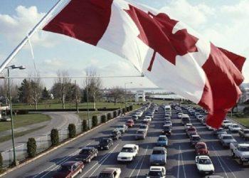 القيادة في كندا
