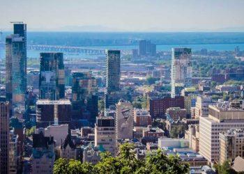 درجات حرارة مرتفعة في مونتريال