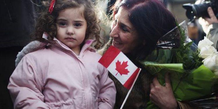 اللجوء في كندا