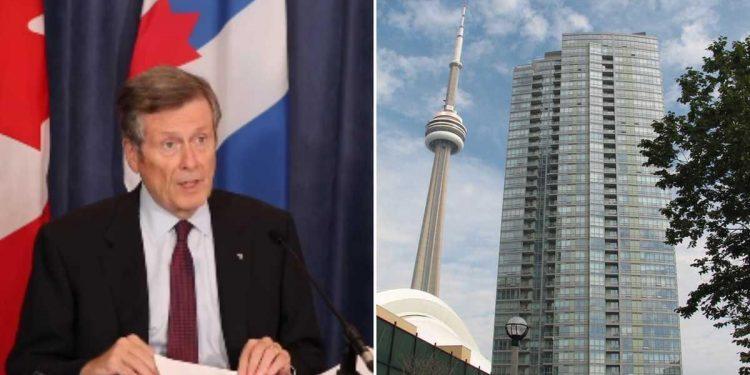 جون توري يحث على جعل الأقنعة إلزامية في جميع مباني الشقق السكنية في تورونتو