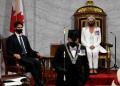 الحاكمة العامة لكندا ورئيس وزراء كندا