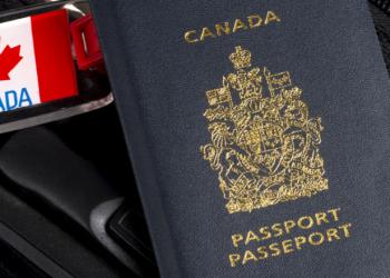 جواز السفر الكندي
