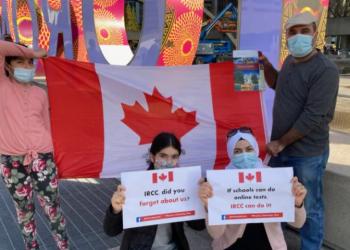 المتقدمون للحصول على الجنسية الكندية يدعون لاستئناف الاختبارات