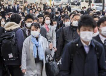 اليابان تغلق حدودها امام الاجانب