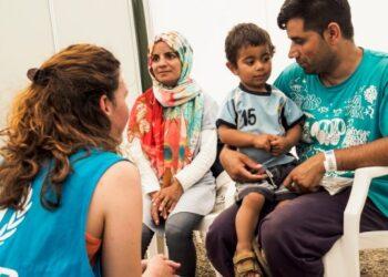 منظمات تساعد على اللجوء