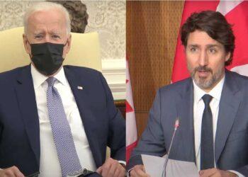 الحكومة الأمريكية تتوسل الأمريكيين بألا يسافروا إلى كندا الآن