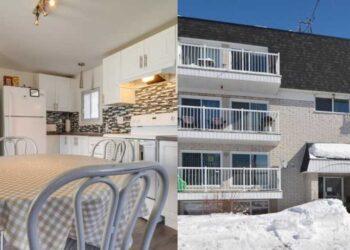 اثنين من أرخص المنازل التي يمكنك شراؤها في مونتريال الآن