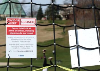 المستشارون العلميون في أونتاريو يقترحون إعادة فتح المساحات الخارجية الترفيهية