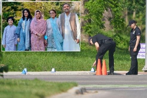 جمع أكثر من 426 ألف دولار تبرعات للناجي الوحيد من حادثة دهس العائلة المسلمة