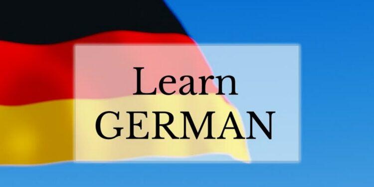تعلم اللغة الالمانية