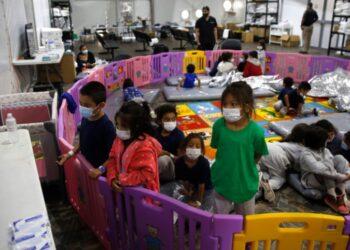 مراكز السيطرة على الأمراض تعفي الأطفال المهاجرين غير المصحوبين بذويهم من الترحيل