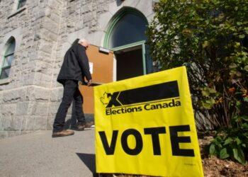 الانتخابات الكندية