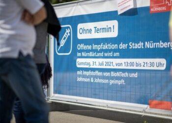ألمانيا تخطط للبدء بإعطاء جرعات لقاح كورونا معززة في سبتمبر