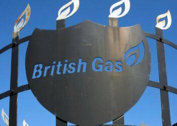الغاز في بريطانيا