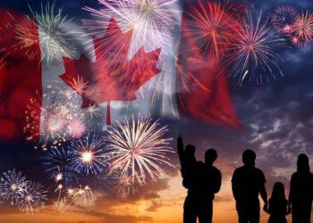 العطلات الرسمية في كندا