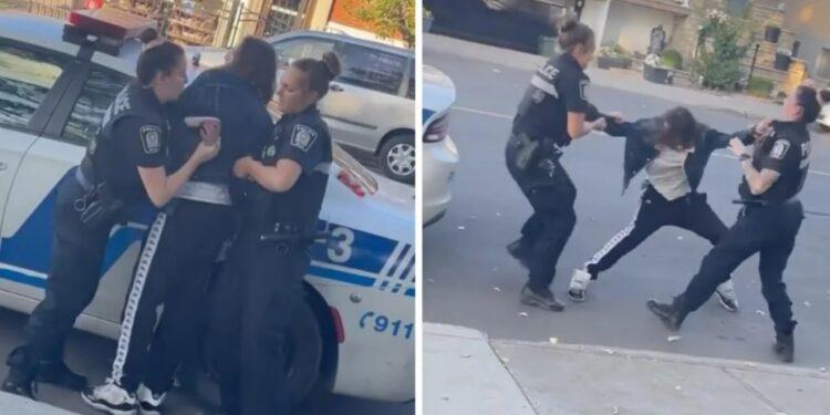 شرطة مونتريال